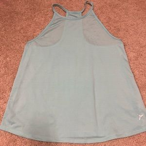 Old Navy High Neck Workout Tank